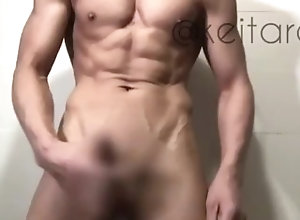 gay;mastubate;gays;ejaculation;mastubation;asian;japanese;muscular-ejaculation;muscular,Japanese;Muscle;Solo Male;Gay;Straight Guys;Amateur;Handjob;Cumshot Japanese macho...