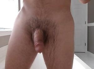 shaving;asshole;fetish;big-cock,Solo Male;Big Dick;Gay Shaving cock...