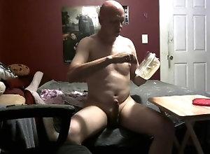 kink;feeding;stuffing,Solo Male;Gay piggy stuffing...
