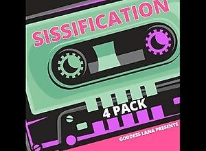 sissy;sissy-training;sissy-transformation;sissy-joi;sissy-feminization;joi;gay;audio;audio-only;gay-audio;headphones;headphones-fetish;wear-headphones;sissification;sissified;homoerotica,Cumshot;Fetish;Masturbation;Party;College;Babysitter;Verified Amateurs;Parody;Cosplay;Solo Female Sissification 4 pack