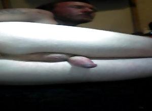 huge;dildo;solo;male;moaning,Solo Male;Gay;Uncut Anal play