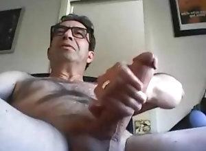 big;cock;webcam,Daddy;Solo Male;Gay;Handjob daddy on chaturbate