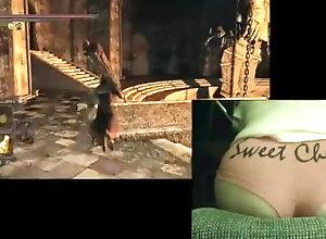 femboy;video;game;crossdressing;gay;male;panties;ass;game;dark;souls;video;games;gamer;trap;feminine;boy,Big Ass Sweet Cheeks...
