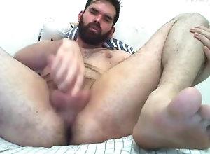 big-cock;latin;hairy;cam,Latino;Solo Male;Big Dick;Gay;Bear;Amateur;Handjob Paja por cam de...