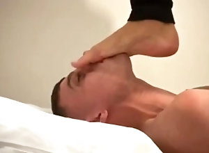 face-crush;foot-trample;foot-crush;soft-feet;sweaty-feet;foot-domination;gay-feet;foot-master;foot-smother;stinky-socks;feet-sniffing;alpha-male;hard-cock;cumshot;foot-worship,Twink;Group;Gay;Handjob;Cumshot;Feet FACE TRAMPLE ...