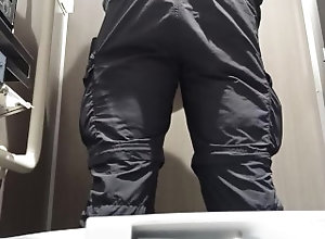 balls-view;rear-view;pee;piss;pissing;peeing;public-toilet;male-public-piss;male-pee;male-peeing,Euro;Fetish;Solo Male;Gay;Bear;Uncut;POV;Chubby;Verified Amateurs pissing uncutted...