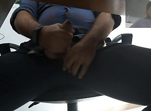 uncle;step-uncle;Creepy-Uncle;uncle-dick;work;at-work;office;masturbation;public-masturbation;caught-masturbating;straight;bisexual;hairy;big-dick;small-dick;on-the-phone,Fetish;Solo Male;Big Dick;Gay;Public;Reality;Handjob Uncle SamScrewd...