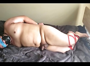 latin;bondage;feet;hogtie;struggling;gagged;bound;chubby;uncut;otter;blindfold;big-ass;tied-up;rope,Latino;Fetish;Solo Male;Gay;Interracial;Amateur;Uncut;Chubby Barefoot Chub -...