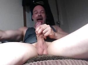 masturbate;kink;big-cock;old;pig;piss,Solo Male;Gay piss boy