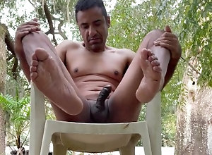 nude;naked;peeing;pissing;feet;barefoot;outdoors;penis;selfie,Solo Male;Gay;Interracial;Hunks;Amateur;Mature;Feet;Verified Amateurs I Peed On My Feet