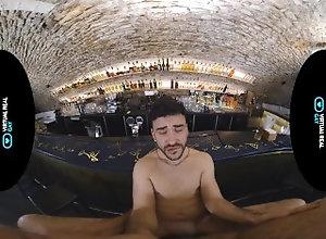 virtualrealgay;hairy;missionary;vaginal;blowjob;top-pov;transman;brunette;reverse-cowboy;doggy;masturbation;cumshot;cum-in-mouth;cowboy;beard;jerk-off,Blowjob;Pornstar;Gay;Virtual Reality;Cumshot,Jeffrey Lloyd Closing The Bar...