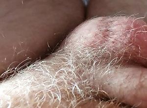 balls;hairy;growth,Euro;Daddy;Fetish;Solo Male;Gay;Bear;Mature;POV;Chubby Hairy balls week 3