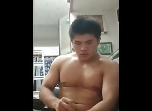 korean;solo,Solo Male;Gay;Hunks;Handjob korean 08a