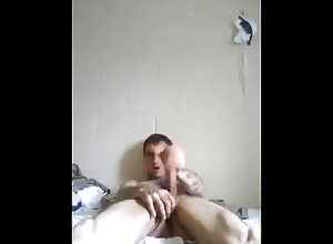 try-not-cum;prison,Solo Male;Gay Jail masturbation