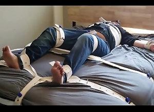 latin;segufix;bondage;chubby;feet;barefoot;barefoot-bondage;ameatur;soles;struggle,Latino;Fetish;Solo Male;Gay;Interracial;Amateur;Chubby;Verified Amateurs Barefoot Chub -...