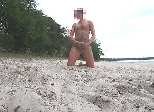 wet-clothes;outdoor;exhibitionist;pissing-in-public;cumshot;beach-sex;european;public;outside,Euro;Solo Male;Gay;Public;Amateur;Handjob;Verified Amateurs Wet and covered...