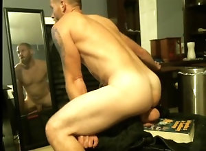 ass-fuck;masturbate;adult-toys,Solo Male;Gay destroying my ass...