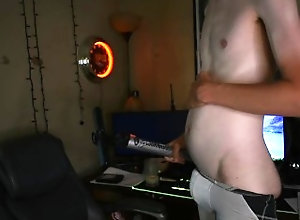 belly-inflation;inflation;belly-bulge;belly-bloat;kink,Solo Male;Gay My biggest...