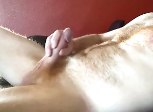 bushy-pubes;hairy-legs;ginger;hairy-cock;hung;big-cock;muscle-stud;hairy-chest-big-dick,Daddy;Muscle;Solo Male;Big Dick;Gay;Bear;Mature;Cumshot;Chubby Dripping cum on...