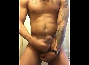 masturbate;big;cock;black;bisexual;cumshot;tranny;gay;handjob;big;dick;black;cock;ebony,Solo Male;Gay A little fun...