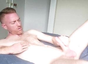 redhead;hung;aussie;dildo,Solo Male;Big Dick;Gay;Amateur;Uncut;Cumshot;Verified Amateurs Unloading after...