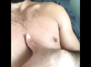 nipple;sexy,Massage;Fetish;Solo Male;Big Dick;Gay Arab male rubbing...