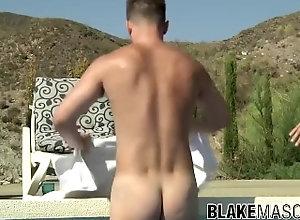 blakemason;twink;outdoor;amateur,Twink;Gay;Amateur;Rough Sex Luke Desmond...