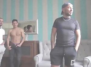 bitchgirlvideo;crunchboy;arab;latino;big-cock,Twink;Big Dick;Gay;Interracial;Hunks;Creampie;Tattooed Men sexy arab with...