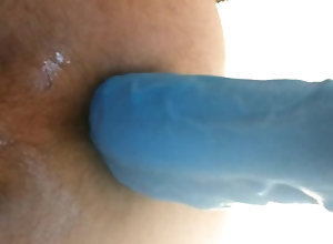 yourtoy247;your-toy-247;yourtoy-247;shower-dildo;gape-twink;deep;ass-fuck;masturbate;adult-toys,Solo Male;Gay Trying new toy in...