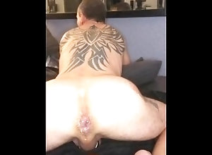 massage-balls;ass-play;anal;anal-toys;ass-stretched;asshole;gaping-asshole;gape,Massage;Fetish;Solo Male;Gay;Reality;Tattooed Men;Verified Amateurs Massaging The...