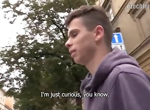czechhunter;public;outside;straight;bait;anal;bareback;real;pov;money;cash;cute;twink;amateur;outdoor;job,Twink;Gay;Straight Guys;Public;Reality;Amateur;Uncut CZECH HUNTER 325