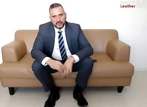 master;alpha;alpha-male;dominant;business-suit;suit;businessman;shirt;tie;fart;farting;gassy;handsome;dilf;daddy,Daddy;Fetish;Solo Male;Gay;Hunks Alpha English...