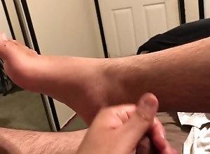 feet;footjob;self-footjob;chubby;latino;latino-dick;small-dick;uncut-cock;uncut;uncircumcised;foreskin;indian;amateur,Latino;Solo Male;Gay;Bear;Amateur;Uncut;Chubby;Feet Small dick chub...