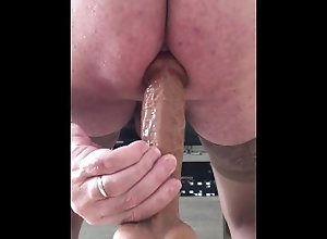 ass-fuck;adult-toys,Solo Male;Gay Having fun with a...