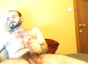 european;amateur;cum;swallow;masturbation;solo-male;uncut-cock;hairy,Bareback;Euro;Solo Male;Gay;Bear;Handjob;Uncut;Cumshot;Verified Amateurs playing with...