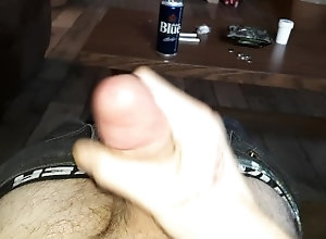 stroking;cock;cum;shot;masturbation;guy;talking;dirty;big;cock;jerking;cock;cum;orgasm;twink;bisexual,Solo Male;Gay;Exclusive Jerking my cock...