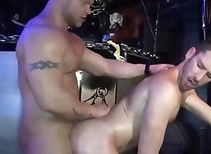 Group Sex (Gay) Culo trabajando