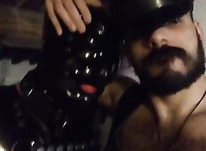 BDSM (Gay);Bears (Gay);Big Cocks (Gay);Military (Gay);Sex Toys (Gay);Play BDSM rubber gimp...