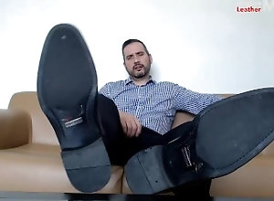alpha-male;alpha;daddy;master;domination;dominant;foot-worship;foot-fetish;humiliation;suited-daddy;handsome;barefoot;socks;shoe-worship,Daddy;Muscle;Solo Male;Gay;Jock;Feet English Leather...