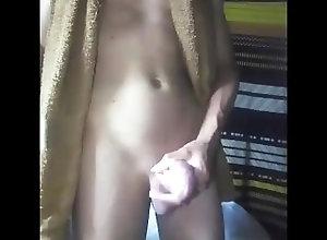 masturbacin;semen,Latino;Solo Male;Gay;Amateur;Handjob;Cumshot Tocándome el...