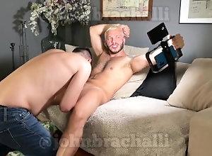 blowjob;oral-sex;deepthroat;sucking-dick,Blowjob;Big Dick;Gay;Amateur;Jock;Cumshot;Tattooed Men YouSuck #10 -...