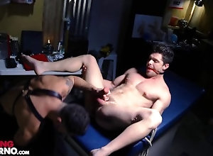 fistinginferno;chris-damned;jockstrap;eating-ass;rimming;bdsm;penis-pump;jerking;doctor;restrained;big-dick;submissive;rough-sex;toys;cbt;domination,Muscle;Fetish;Big Dick;Pornstar;Gay;Hunks;Handjob;Tattooed Men,Devin Franco FistingInferno -...