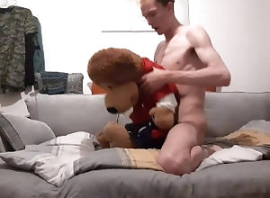 humping-teddy-bear;teddy-bear;dry-humping;playing-with-teddy;playing-with-a-toy;fucking-teddy-bear;humping-stuffed-toy;solo-male;big-cock;teen-humping;skinny-teen;very-skinny-teen;skinny-teen-fuck;teen;riding-teddy-bear,Bareback;Euro;Twink;Latino;Fet Very skinny horny...