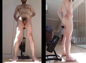 ass-fuck;sodomie;sodomie-douloureuse;sodomie-amateur;fuck-machine;fuck-machine-anal;anal-machine;anal-sex-machine;sex-machine;standing-fuck;standing-anal;sodomie-debout;anal-debout;double-dildo;double-dildo-anal;dildo-machine,Daddy;Solo Male;Gay;Hunk Fucked hard and...