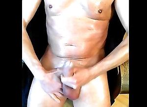 Twinks (Gay);Amateur (Gay);Handjobs (Gay);Masturbation (Gay);HD Gays wanking and cumming
