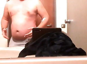 belly;fat,Euro;Fetish;Solo Male;Gay;Webcam;Chubby Fatty