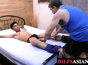 daddysasians;gay;asian;twink;slim;old-and-young;dilf;dilf-mature;daddy;feet;foot-fetish;bound;barebacking;breeding;missionary;doggystyle,Bareback;Daddy;Asian;Twink;Fetish;Gay;Feet Tiedup Asian...