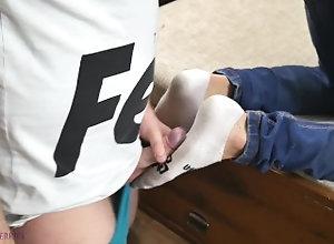 european;socks;ankle;socks;white;ankle;socks;white;ankle;sockjob;footjob;cum;on;socks;cum;onto;socks;sneaker;shoes;foot;fetish;feetjob;teen;feet;dc;shoes;teen;feetjob;feet;fetish,Euro;Twink;Gay;Amateur;Uncut;Cumshot;Feet;Verified Amateurs Fast cumshot on...