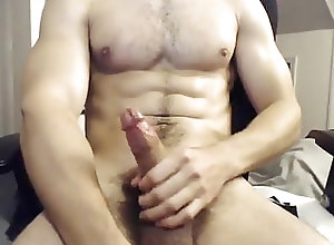 Men (Gay);Amateur (Gay);Hunks (Gay);Masturbation (Gay);Muscle (Gay) Muscle Boy Cum...