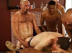 Gay Porn (Gay);Bears (Gay);Daddies (Gay);Gangbang (Gay);Muscle (Gay);Hard Dick;Hard Hard Hat Pigs -...